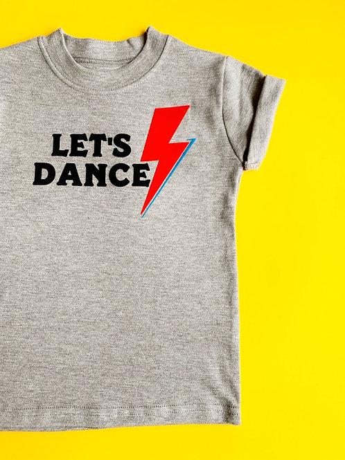 Adults Let's Dance T-Shirt