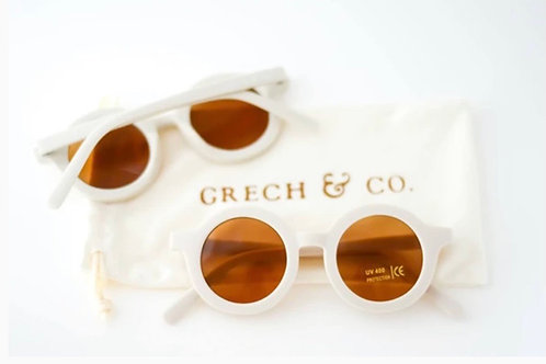 GRECH & CO sunglasses -Buff