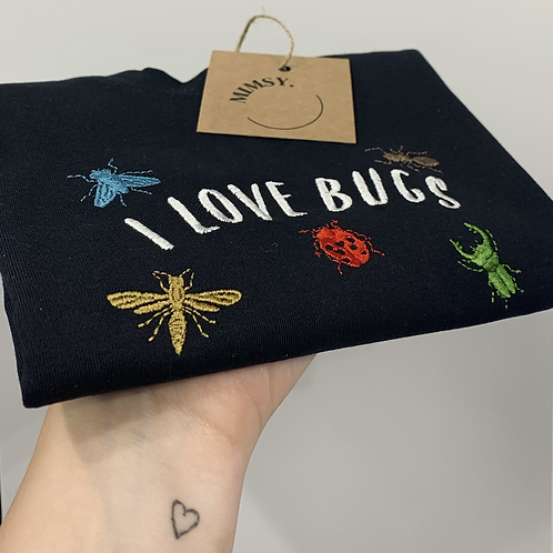 I love bugs Tee