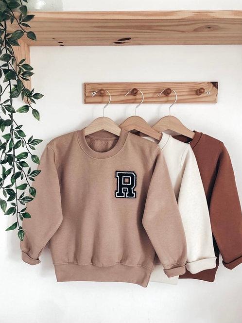 Initial Sweatshirt