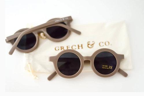 GRECH & CO sunglasses- stone