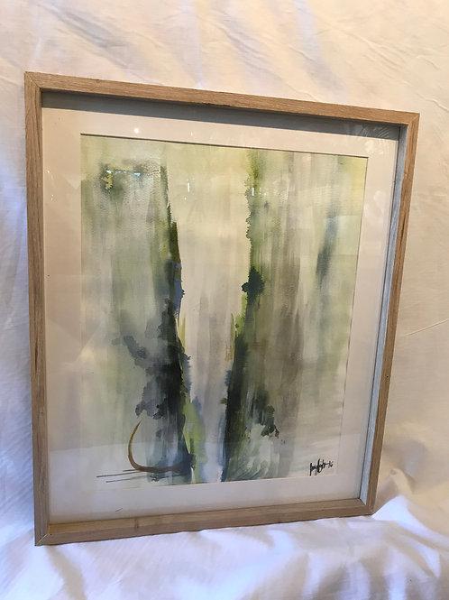 Natural Box Frame Artwork