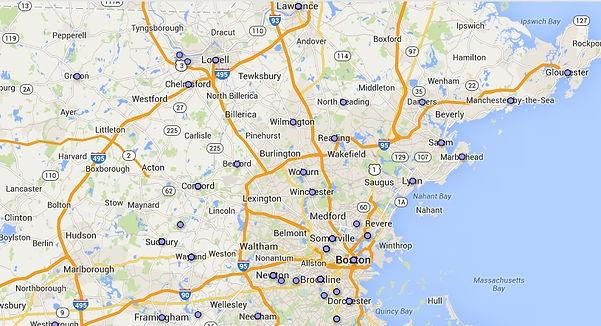 Reach in Greater Boston