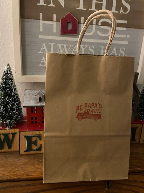 Po Papa's Six Pack Holiday Gift Bag