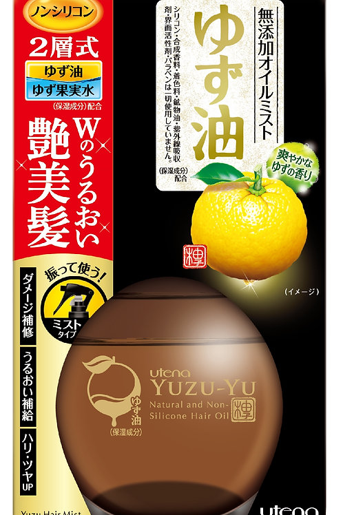 Yuzu 無添加頭髮護理柚子噴霧