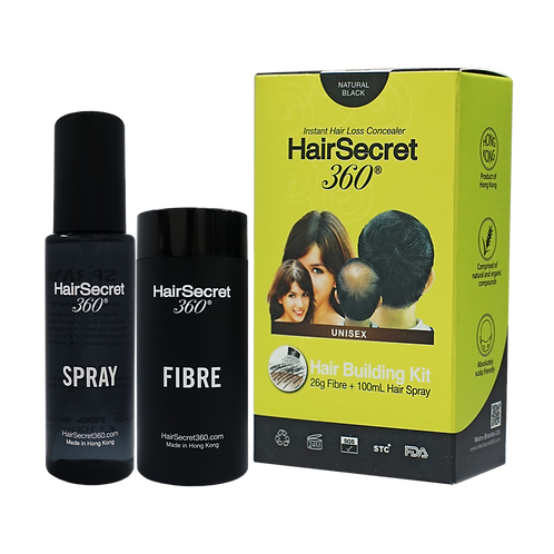 Hair Building Kit (26g)