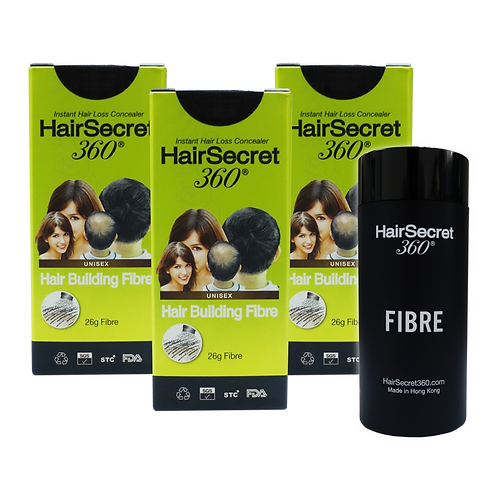 Fibre Promotion Pack 3X (26g)