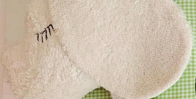 Kuschelhund personalisierbar