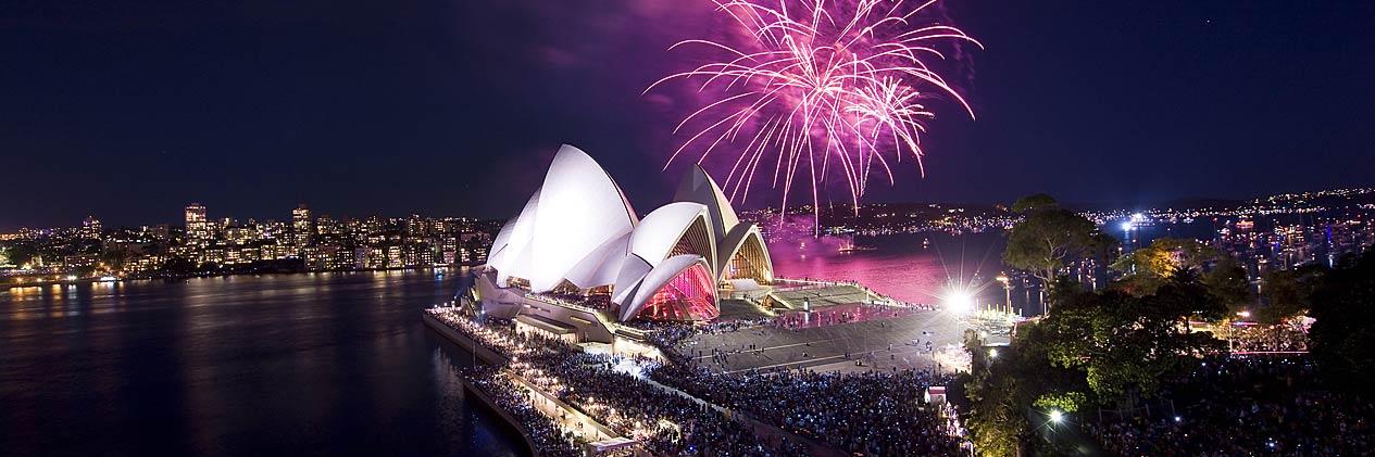 澳大利亚,幸福之邦