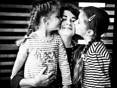 Мамы и Дочки