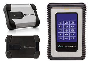 Datalocker: USB cifrate con consolle di controllo