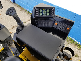 Hummerbee Loader Control Panel