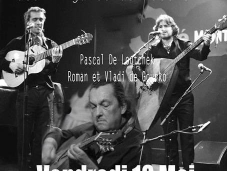 Pascal De Loutchek Roman et Vladimir de Gourko