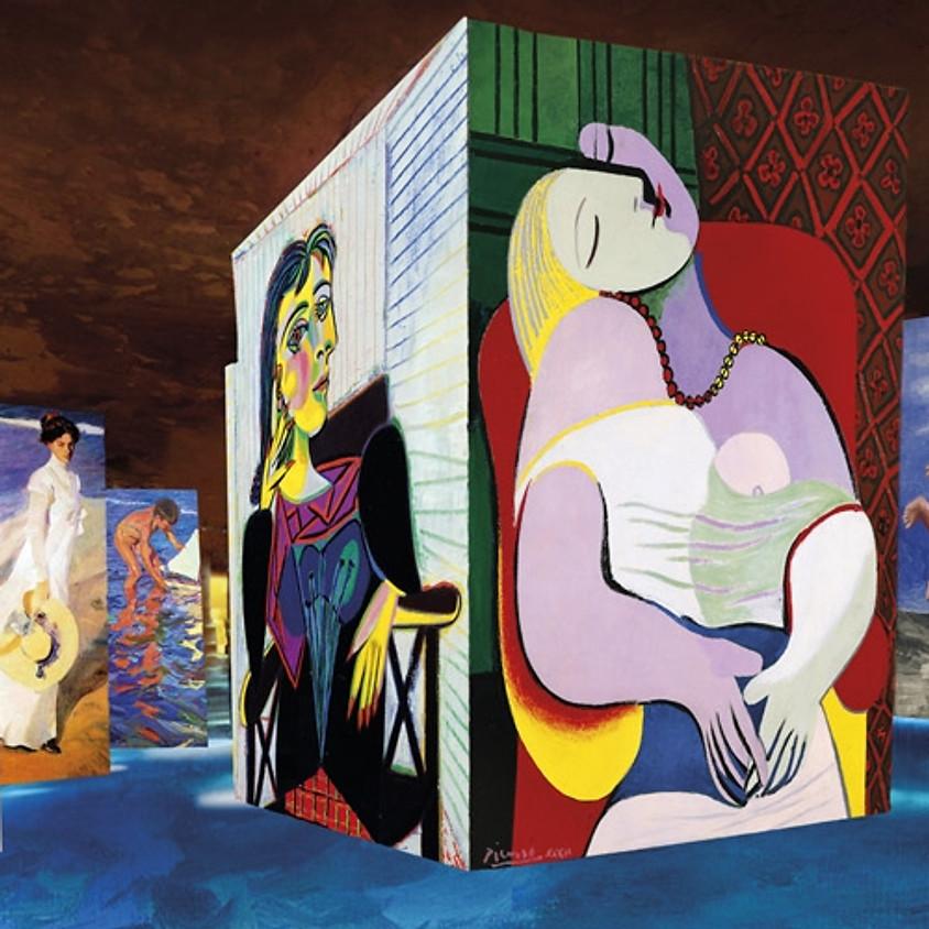 Picasso et les maîtres espagnoles