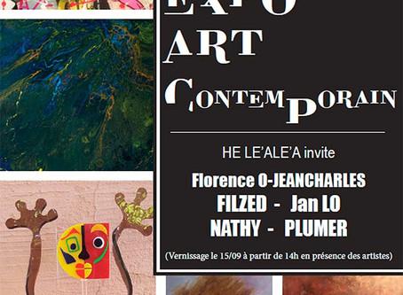 Exposition d'Art contemporain Gap