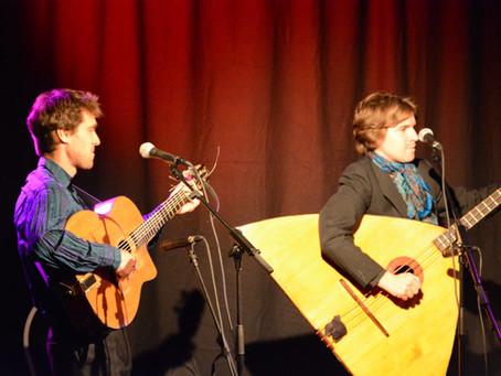 Un concert plein d'émotions avec Pascal Deloutchek Roman et Vladimir De Gourko