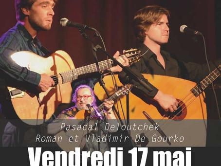 Pascal Deloutckek Roman & Vladimir De Gourko