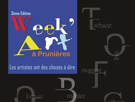 Week-Art - 16 et 17 décembre 2017