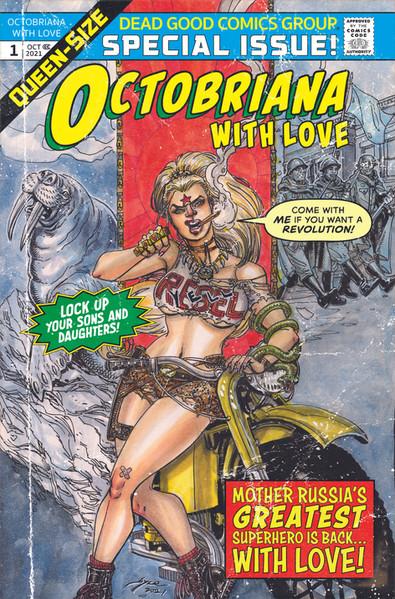 Joyce Chin Variant Cover