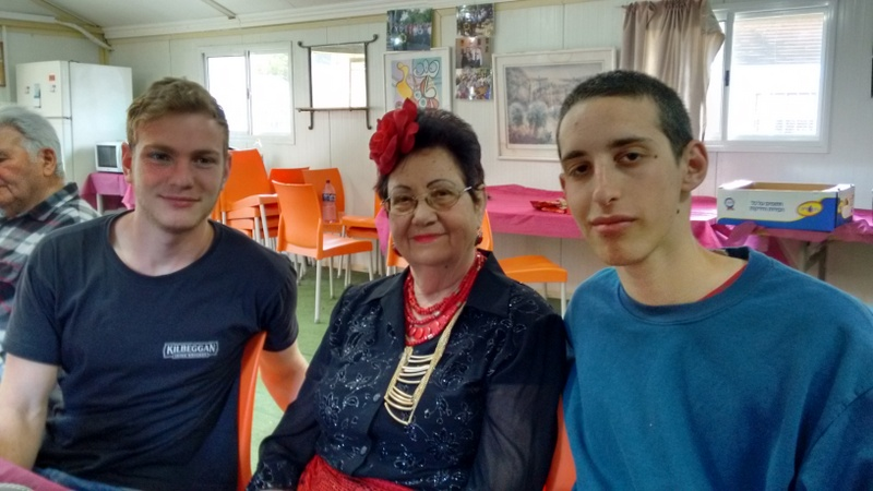 Ohed Rina and Ofir