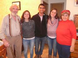 visiting Anatoli and Larisa