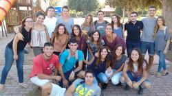 new students from mechina Maitzar
