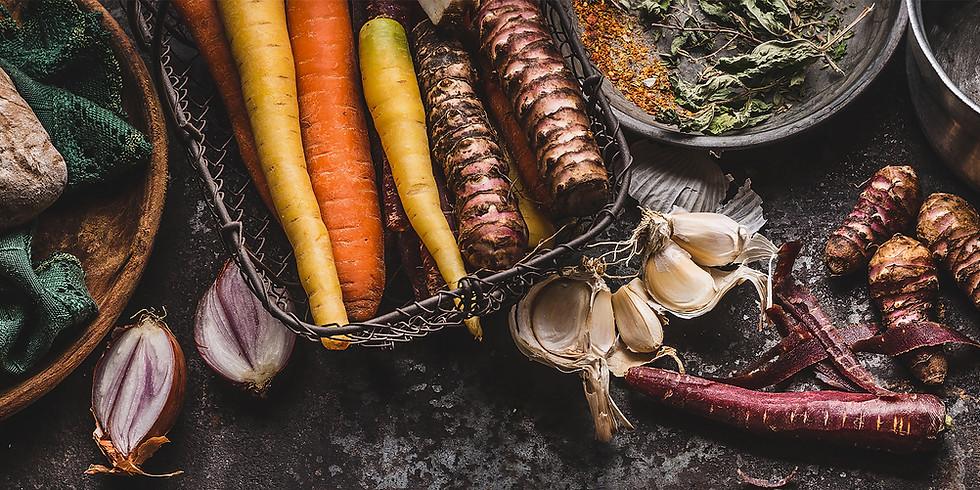 BASEL: Fermentations-Workshop Herbst-Gemüse inkl. Apéro riche