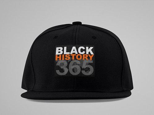 Black History 365 Hat