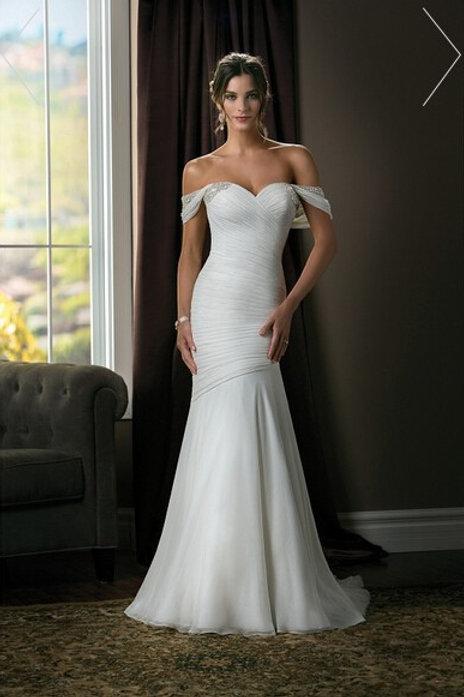 Vestido de Noiva Conteplante Sereia