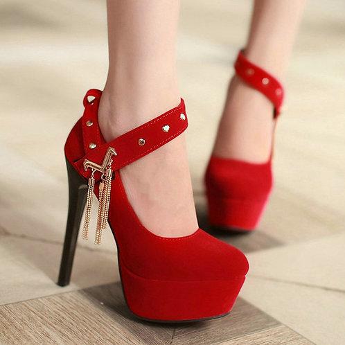Sapato Mary Jane Grandioso