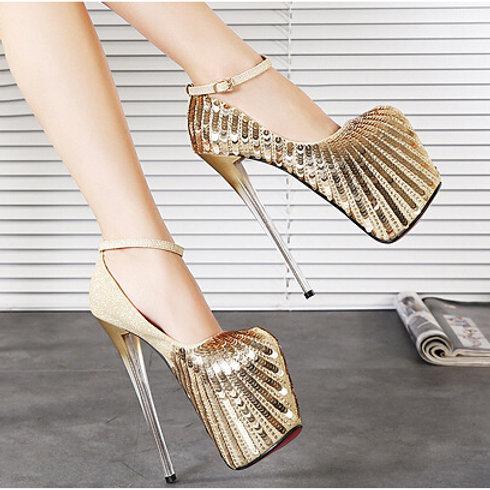 Sapato Plataforma Extraordinária