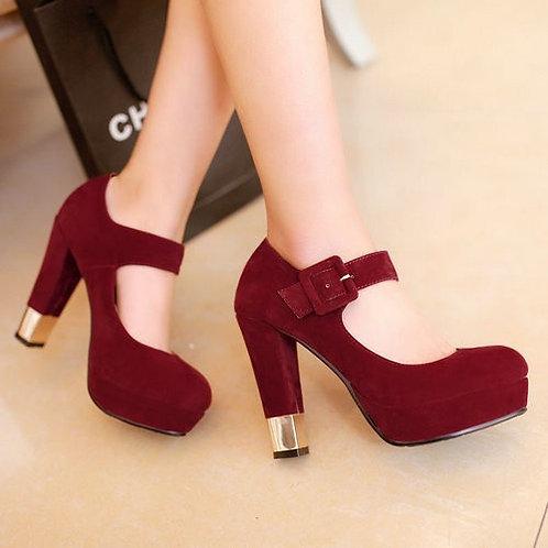 Sapato Mary Jane Previlégio