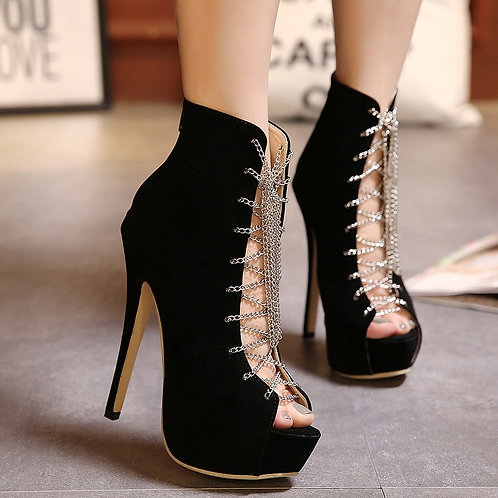 Sapato Gladiadora Atração