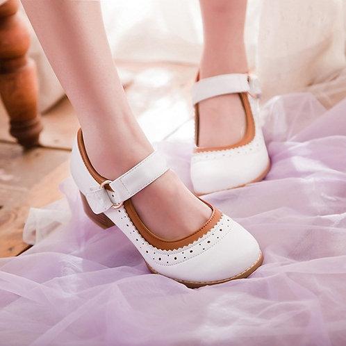 Sapato Mary Jane Simpatia