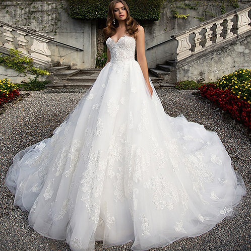 Vestido de Noiva Tomara Que Caia Desejo
