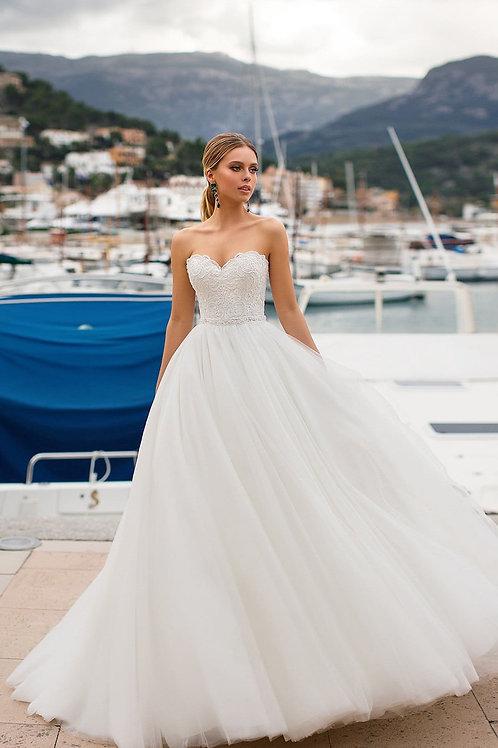 Vestido De Noiva Tomara Que Caia Jasmin