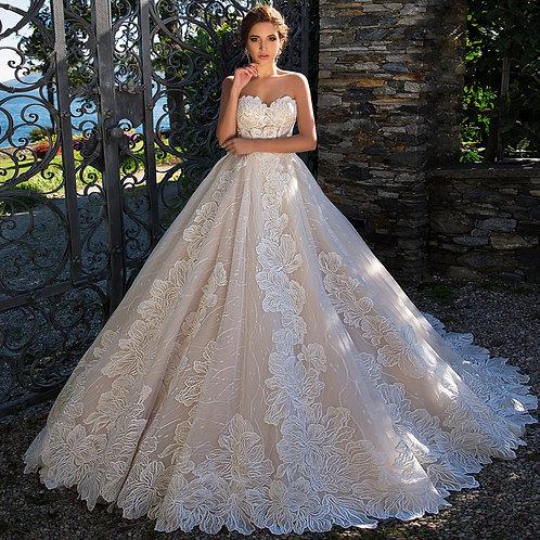 Vestido De Noiva Tomara Que Caia Chiquérrima