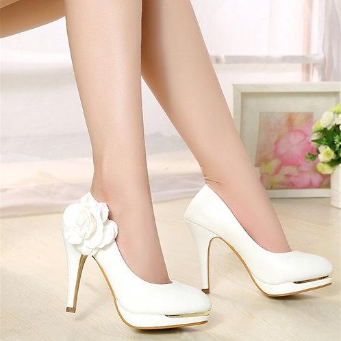 Sapato de Noiva Mary Jane Fascinante