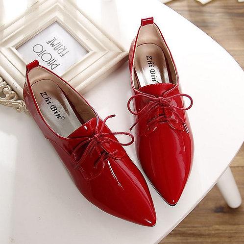 Sapato Oxford Glamour