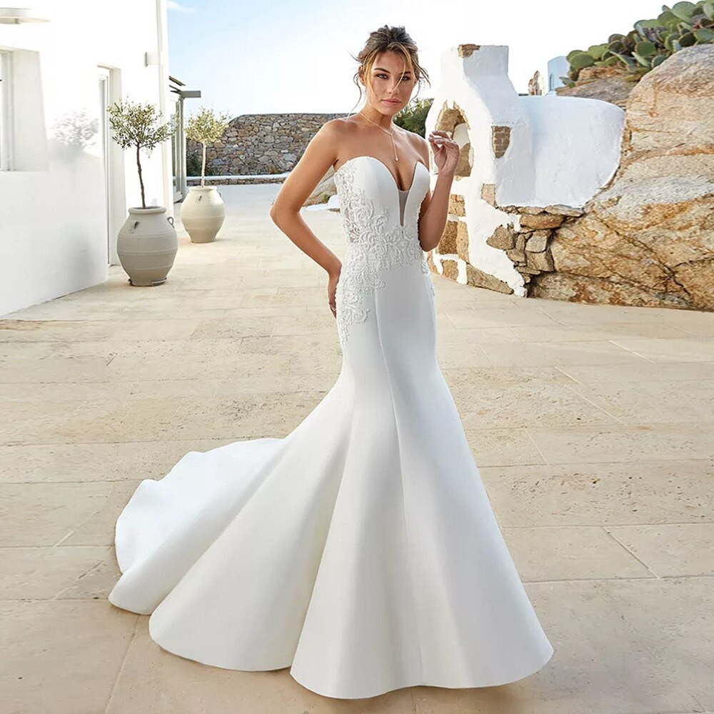 vestido de noiva que brilha