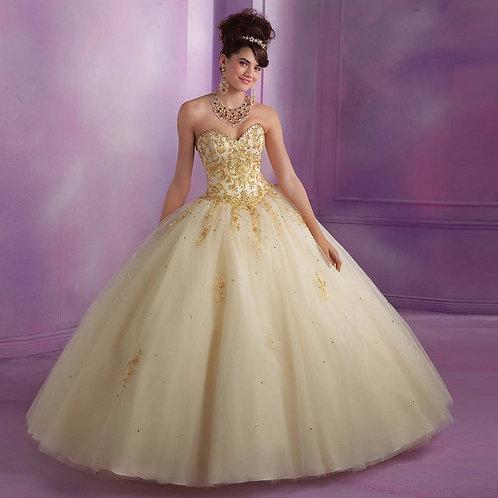 Vestido Debutantes Aprimorada