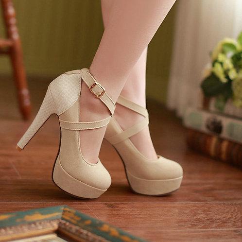 Sapato Mary Jane Supremo