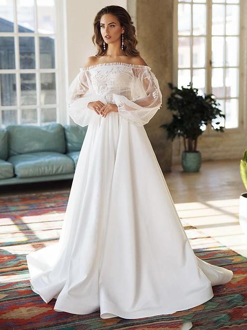 Vestido De Noiva Circunstância
