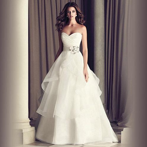Vestido de Noiva Tomara Que Caia Fascinante