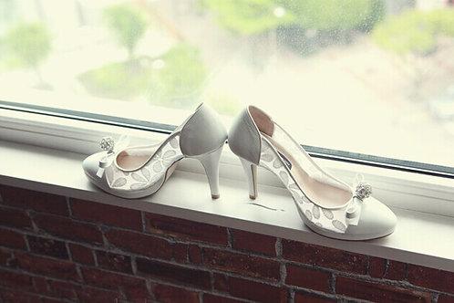 Sapato de noiva Dreams