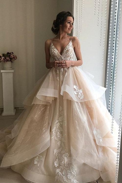 Vestido De Noiva Princesa Pátria