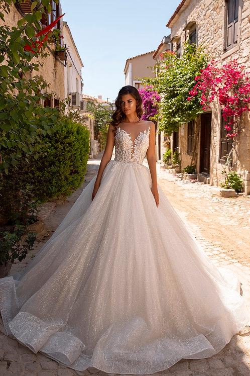 Vestido De Noiva Princesa 2021 Genial