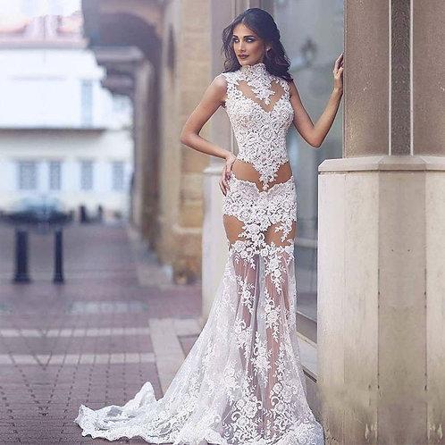 Vestido De Noiva Sereia Sensualidade