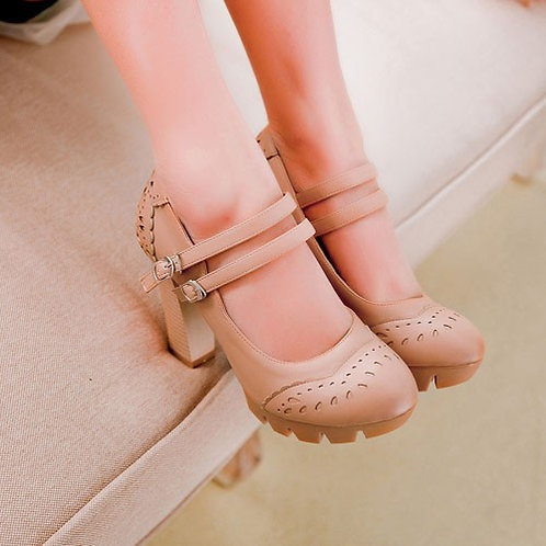 Sapato Mary Jane Celébre
