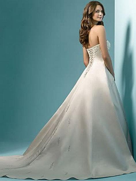 Vestido de Noiva Tomara que Caia Envolvida